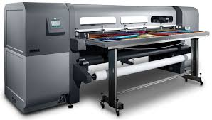 Large Format Digital Print Machine
